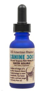 CBD American Shaman of Midlothian Canine water soluble