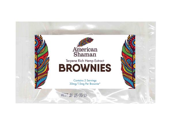 CBD American Shaman of Midlothian cbd brownies