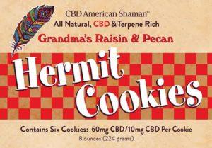 CBD American Shaman of Midlothian cbd cookies