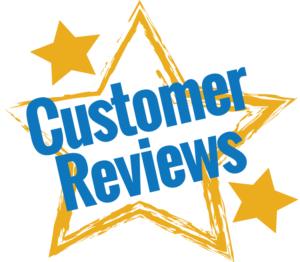 Customer reviews image